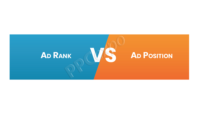 ad rank and ad position