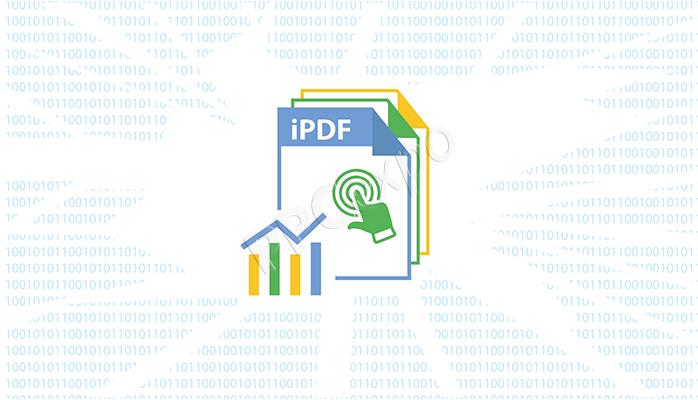 create an interactive pdf