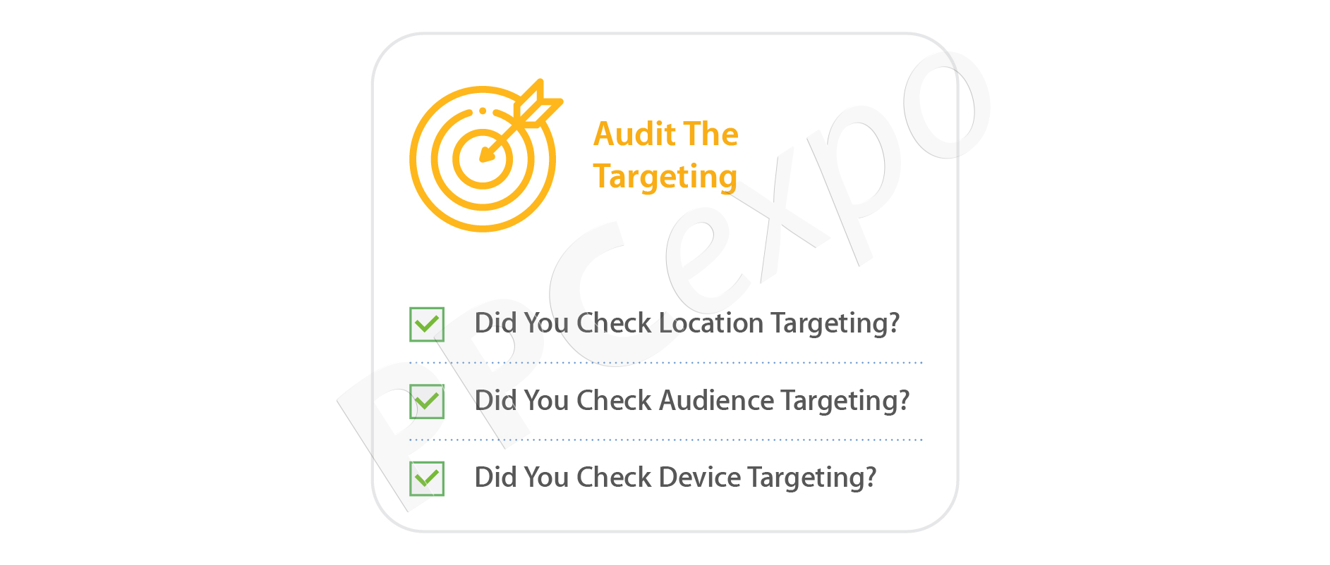 google ads audit