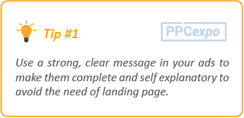 poor landing page tips