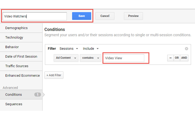 google tag manager video tracking