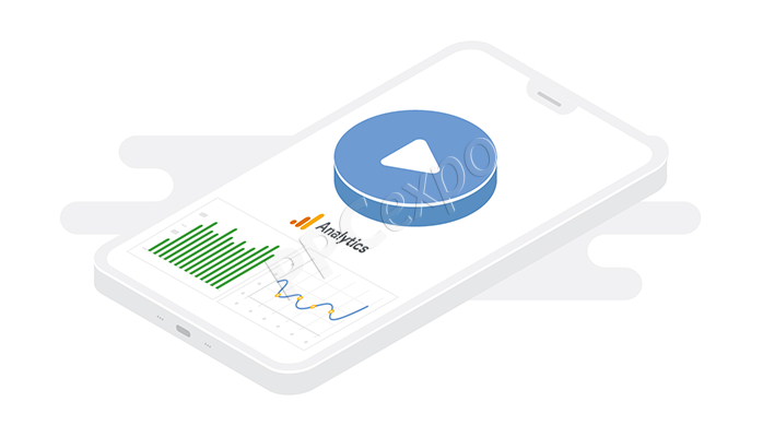 how to track video views in google analytics